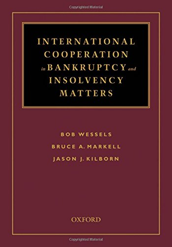 9780195340174: International Cooperation in Bankruptcy and Insolvency Matters
