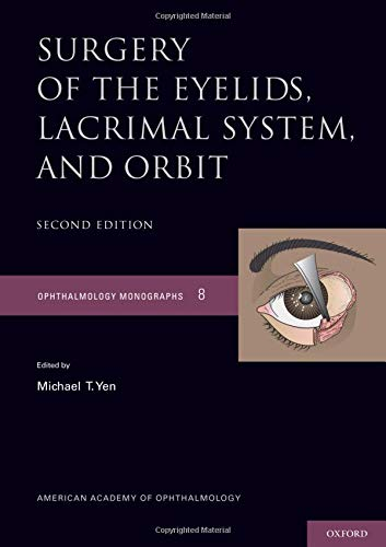 9780195340211: Surgery of the Eyelid, Lacrimal System, and Orbit (Ophthalmology Monograph Series)