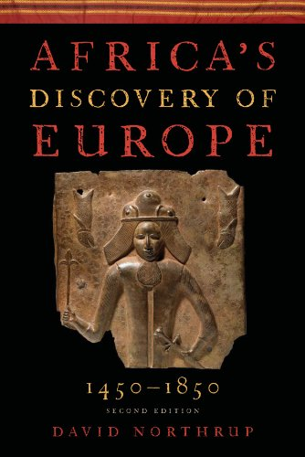 9780195340532: Africa's Discovery of Europe 1450-1850