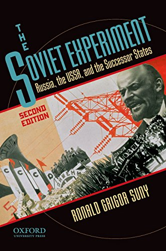 9780195340556: The Soviet Experiment: Russia, the USSR, and the Successor States