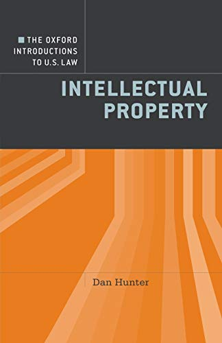 9780195340600: The Oxford Introductions to U.S. Law: Intellectual Property