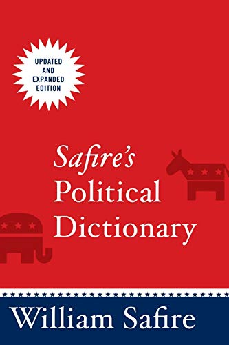 9780195340617: Safire's Political Dictionary