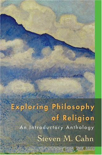 9780195340853: Exploring Philosophy of Religion: An Introductory Anthology
