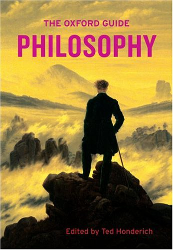9780195340938: The Oxford Guide to Philosophy
