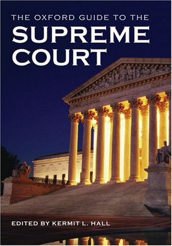9780195340945: The Supreme Court of the United States (The Oxford Guide to)