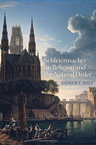 9780195341171: Schleiermacher on Religion and the Natural Order (Aar)