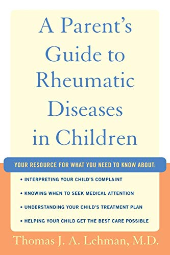 9780195341898: A Parent's Guide to Rheumatic Disease in Children