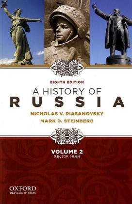 9780195341997: A History of Russia since 1855 - Volume 2