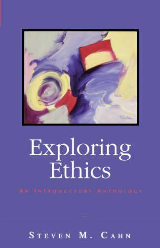 9780195342000: Exploring Ethics: An Introductory Anthology
