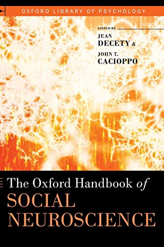 9780195342161: The Oxford Handbook of Social Neuroscience (Oxford Library of Psychology)