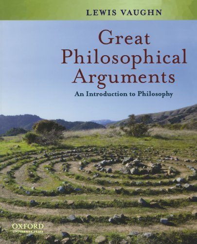 9780195342604: Great Philosophical Arguments: An Introduction to Philosophy