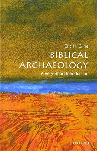 9780195342635: Biblical Archaeology: A Very Short Introduction