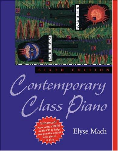 9780195342772: Contemporary Class Piano