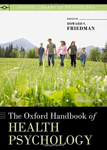 9780195342819: The Oxford Handbook of Health Psychology (Oxford Library of Psychology)