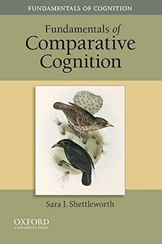 9780195343106: Fundamentals of Comparative Cognition