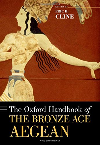 9780195365504: The Oxford Handbook of the Bronze Age Aegean (Oxford Handbooks in Archaeology)