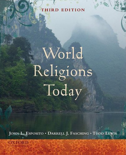9780195365634: World Religions Today