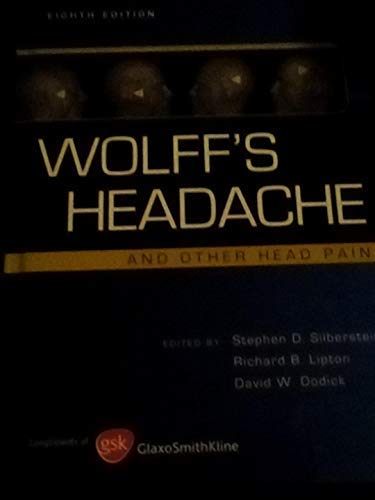 9780195365658: Wolff's Headache and Other Head Pain