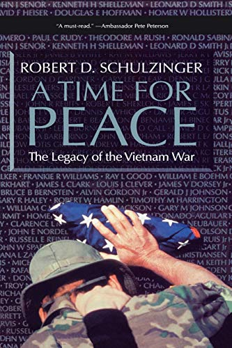 9780195365924: A Time for Peace: The Legacy of the Vietnam War