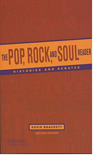 9780195365931: The Pop, Rock, and Soul Reader: Histories and Debates