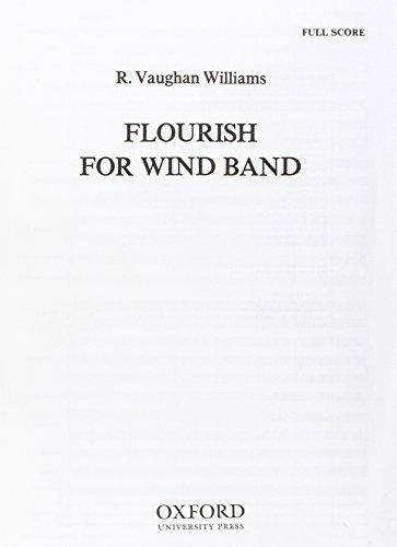 9780195366051: Flourish: Score