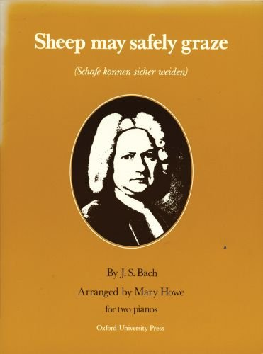Sheep may safely graze: 2 pianos: Mary Howe