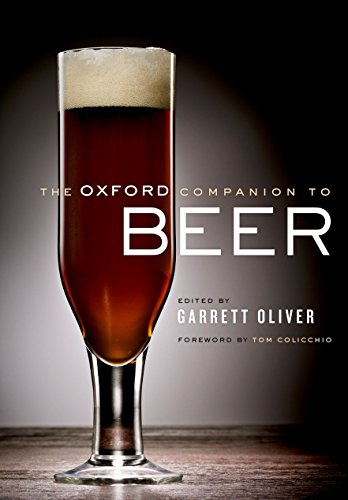 9780195367133: The Oxford Companion to Beer
