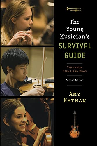 9780195367393: The Young Musician's Survival Guide: Tips from Teens and Pros