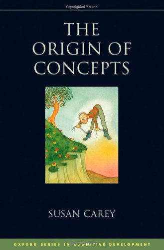 9780195367638: The Origin of Concepts (Oxford Series in Cognitive Development)
