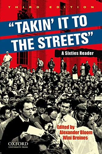 9780195368352: Takin' It to the Streets: A Sixties Reader