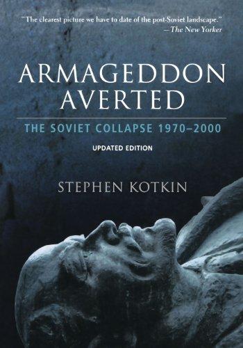 9780195368635: Armageddon Averted: The Soviet Collapse, 1970-2000