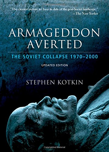 9780195368642: Armageddon Averted: Soviet Collapse since 1970 Updated Edition