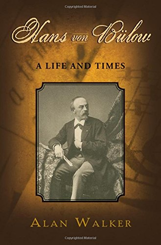 9780195368680: Hans Von Bülow: A Life and Times
