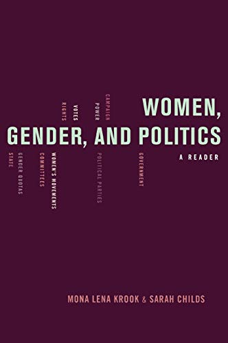 9780195368802: Women, Gender, and Politics: A Reader