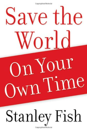 9780195369021: Save the World on Your Own Time