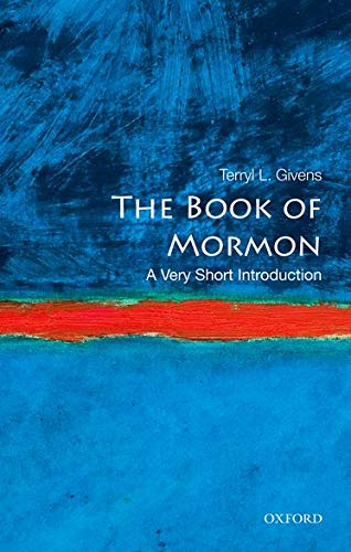 9780195369311: The Book of Mormon: A Very Short Introduction