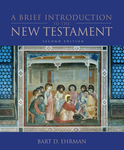 9780195369342: A Brief Introduction to the New Testament