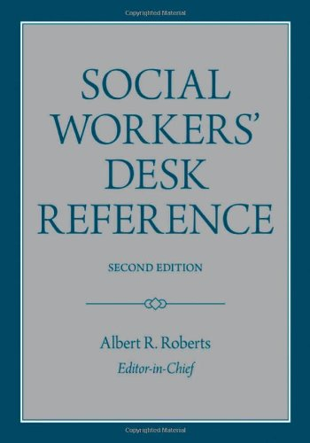 9780195369373: Social Workers' Desk Reference