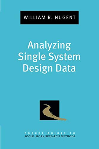 9780195369625: Analyzing Single System Design Data (Pocket Guide to Social Work Research Methods)