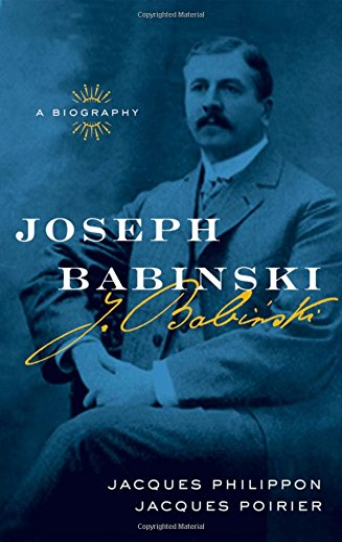 9780195369755: Joseph Babinski: A Biography