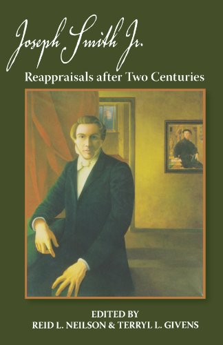 Joseph Smith, Jr. Reappraisals After Two Centuries.: NEILSON, R. L. G.,