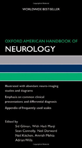 9780195369793: Oxford American Handbook of Neurology