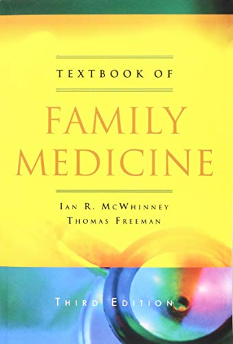 9780195369854: Textbook of Family Medicine