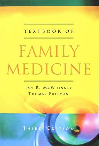 9780195369854: Textbook of Family Medicine