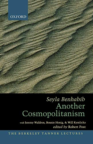 9780195369878: Another Cosmopolitanism (The Berkeley Tanner Lectures)