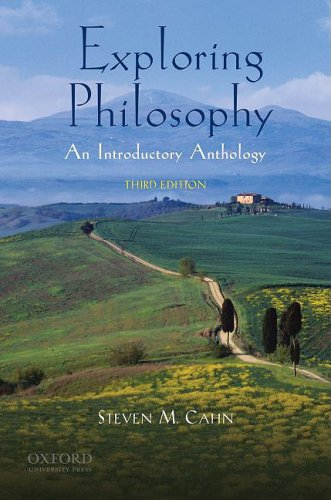 9780195370102: Exploring Philosophy: An Introductory Anthology