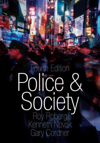 9780195370355: Police & Society