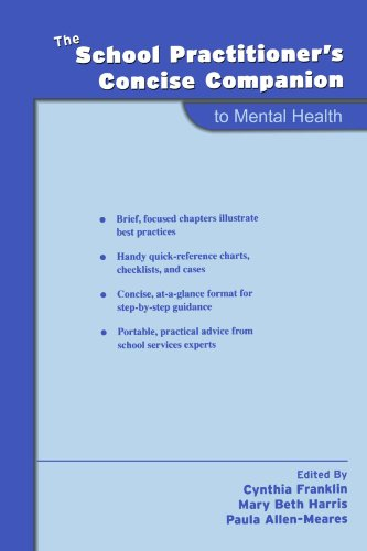 9780195370584: The School Practitioner's Concise Companion to Mental Health (School Practitioner's Concise Companions)