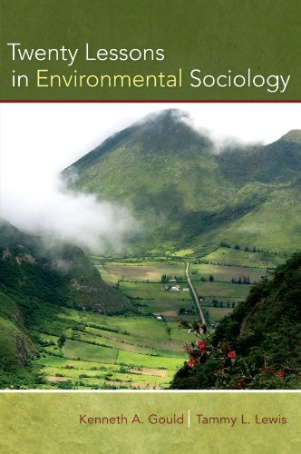 9780195371123: Twenty Lessons in Environmental Sociology