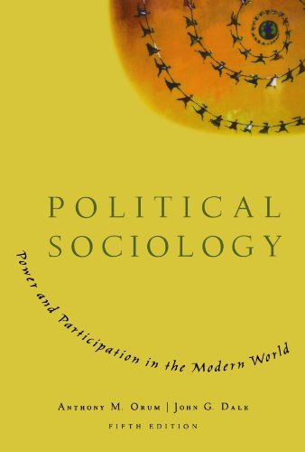 9780195371154: Political Sociology: Power and Participation in the Modern World